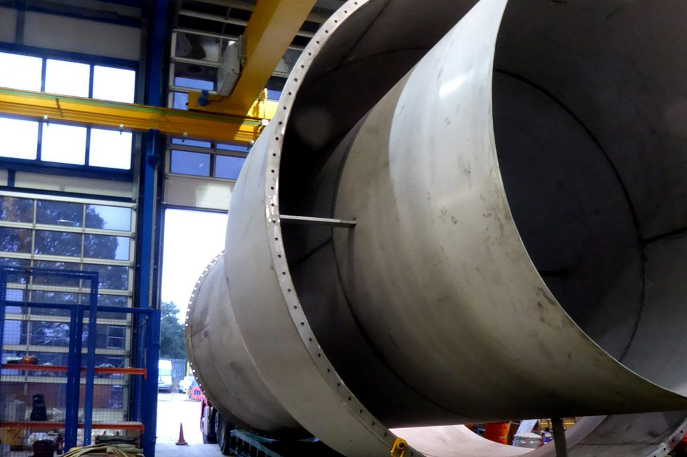Armed with both outstanding design and manufacturing facilities Wright Engineering are ideally placed to produce ducting of varying sizes and make-ups for any and all of our clients needs